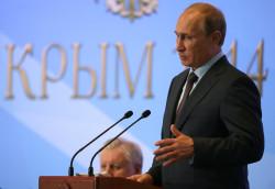 Президенту предложили дать новый статус Южному берегу Крыма
