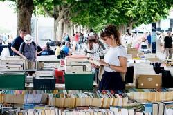 Книжный фестиваль в Ялте в рамках проекта «Книжные аллеи»